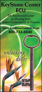 Trade Show Graphic for KeyStone Center ECU Designed by DDA